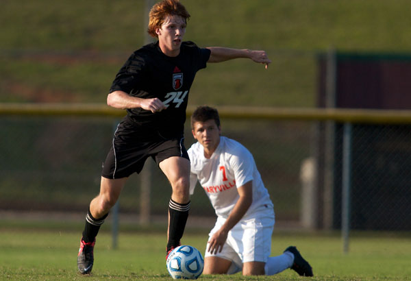 Men's Soccer: Panthers fall to North Carolina Wesleyan 5-0