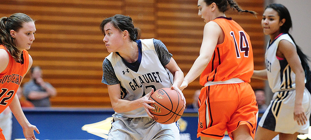 Hot shooting not enough for Gallaudet on the road against Penn St.-Abington