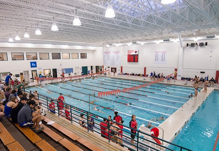 Washington University Swimming & Diving Participates in 12th Annual Hour of Power Relay