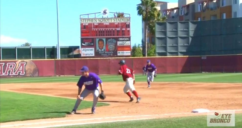 WATCH: EYEBRONCO Coverage of Baseball's 7-3 Win Saturday