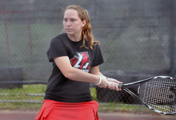 Women's Tennis: Maryville downs Panthers in GSAC match