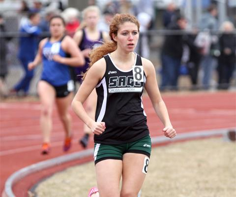 Sage Women's Compete at Swanson Invitational