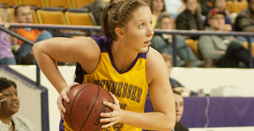 Golden Eagles control boards, win 77-61 to finish tied for fourth in OVC