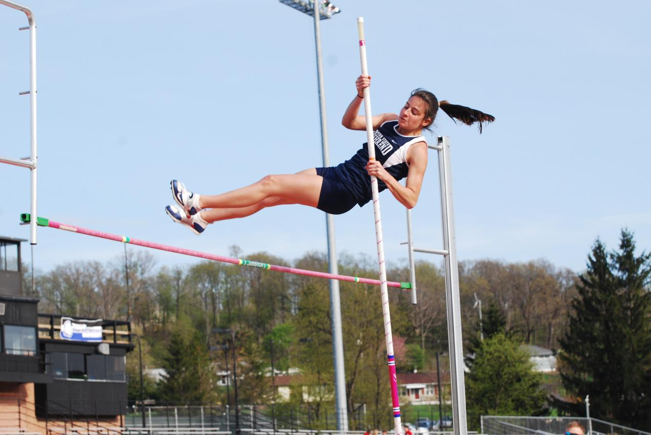 cornell invitational track meet results