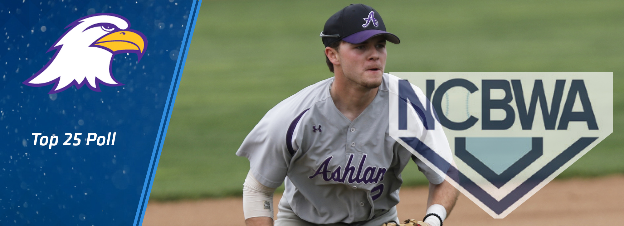 Eagles move up to sixth in NCBWA DII Poll