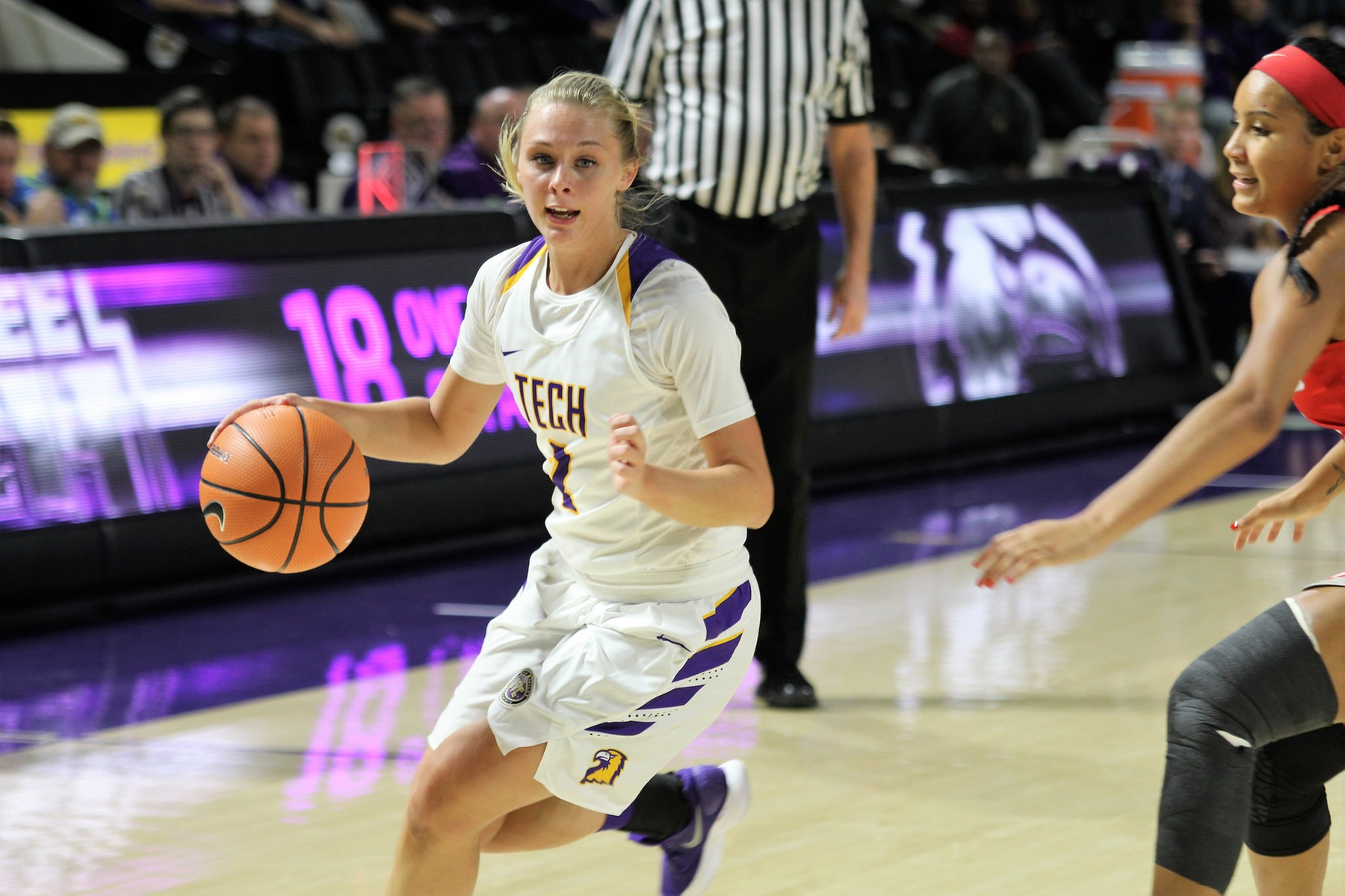 Tech searching for answers offensively after home loss to Radford