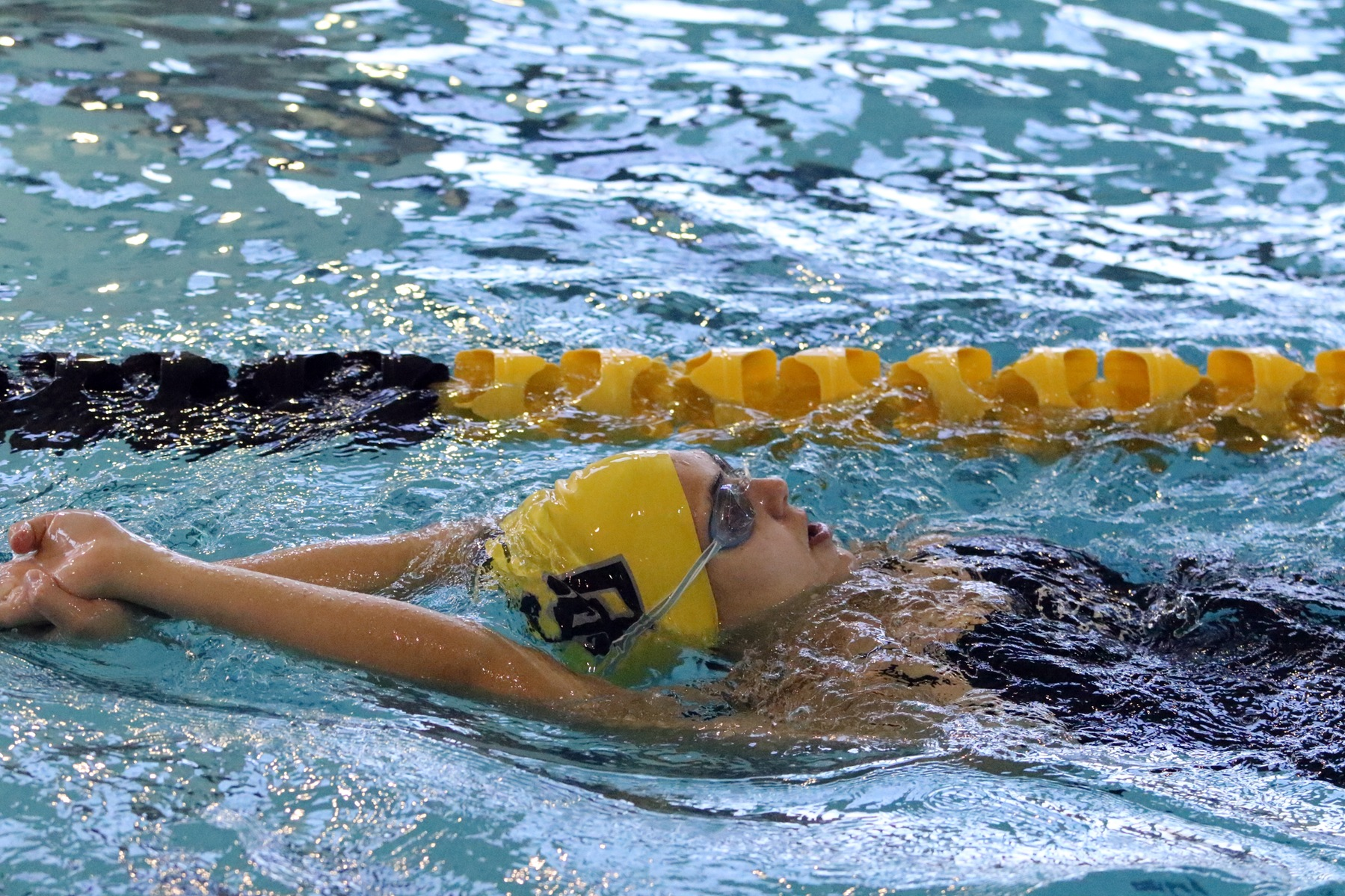 Women's Swimming and Diving Gives Strong Performance in Final Meet Before SCAC Championship