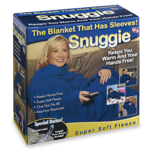 Sage to Sponsor Snuggie Day on Jan. 30!