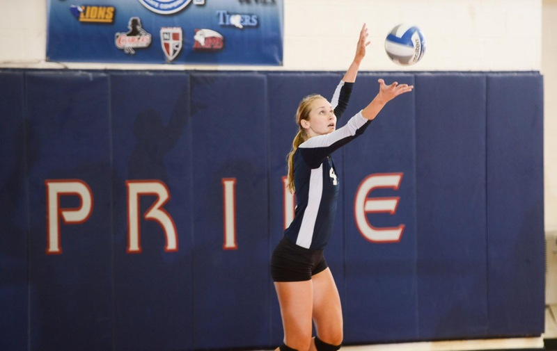 Nyack Volleyball Drops Two in Tri-Match Debut