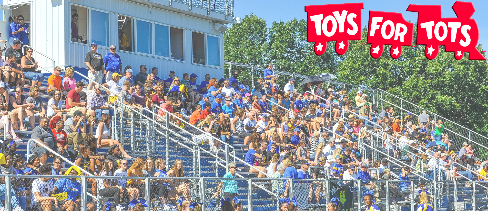 Western New England to Host Toys For Tots Campaign During Saturday's Football Game