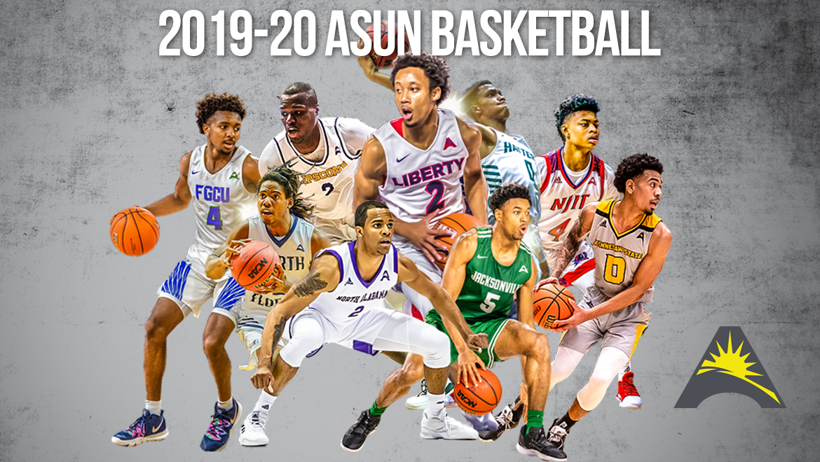 Conference Slate for 2019-20 @ASUNMBB Season Announced