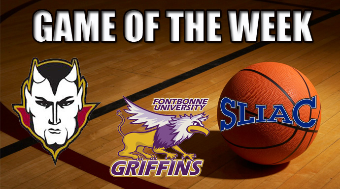 SLIAC Game of the Week - Eureka at Fontbonne