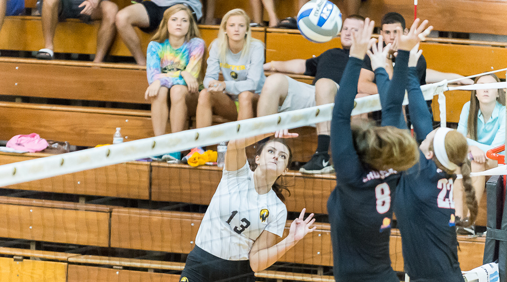 Falcons Fall in Three To LMC