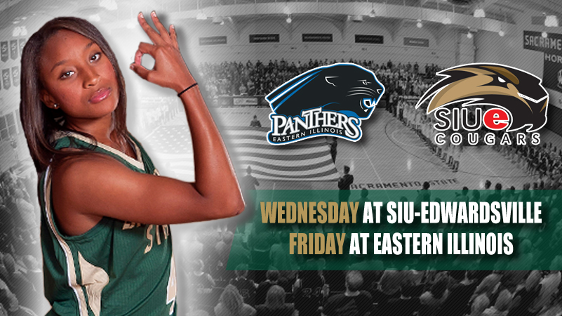 Women's Hoops Trips to Illinios this Week