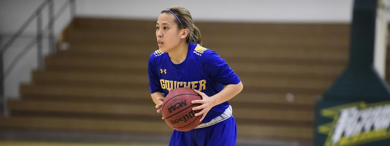 Goucher Women's Basketball Travels To Catholic On Wednesday