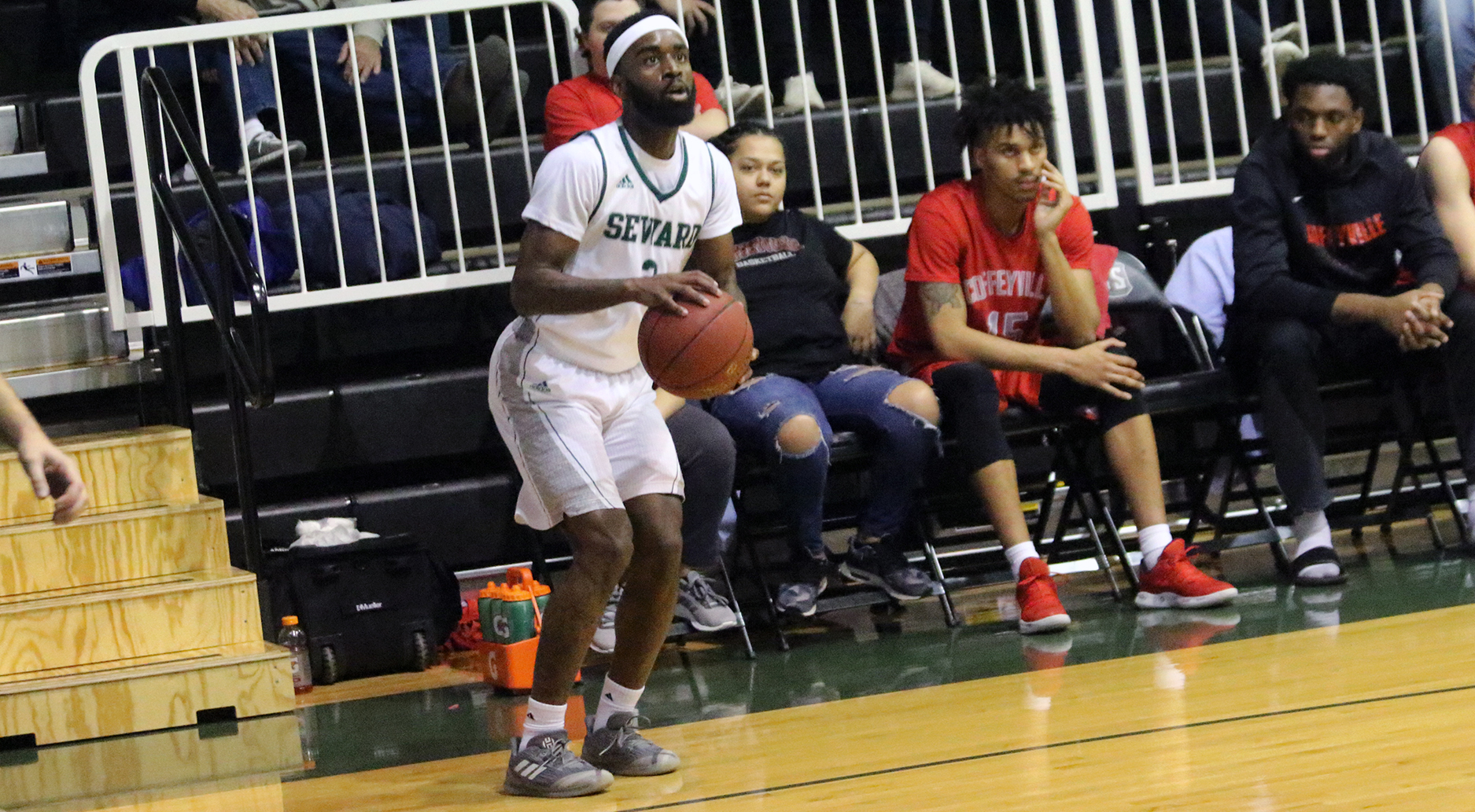 Christmas Comes Early; Saints Upset No. 3 Coffeyville