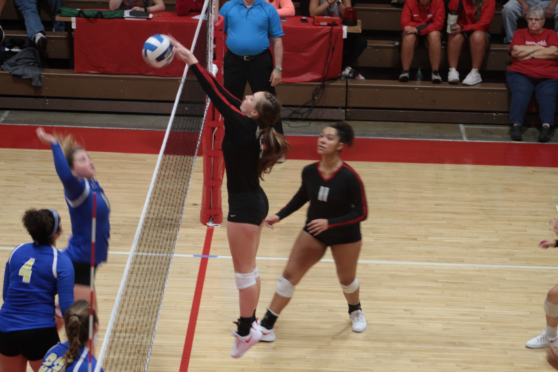 Back at #1, Red Ravens Sweep NEO