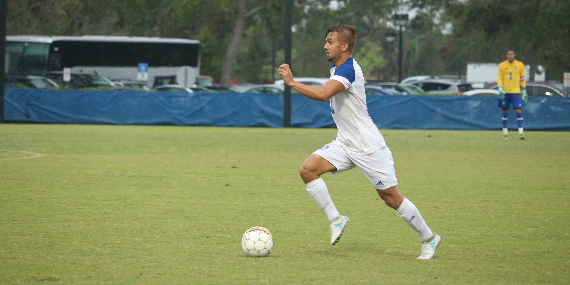Men's Soccer Stumbles at Florida Tech