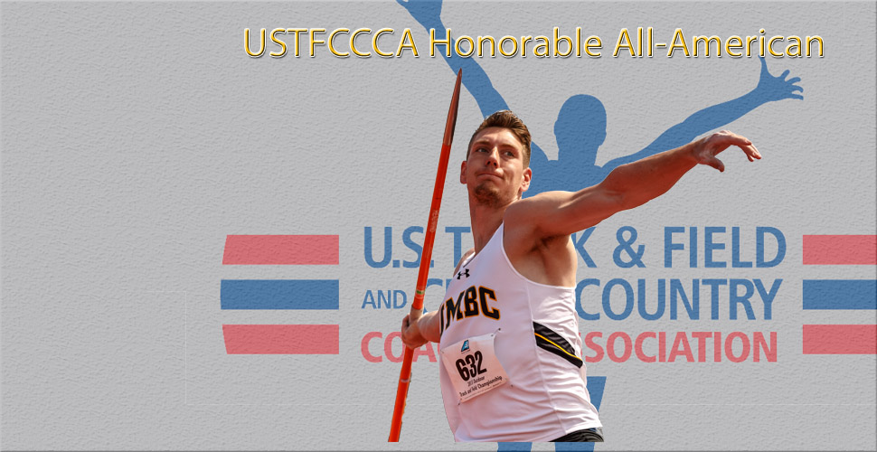 Rentzsch Earns Honorable All-American Status for the Third Time in His Career
