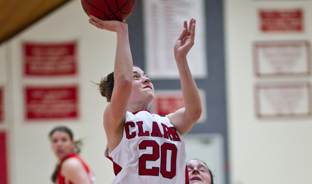 Cougars Push Past Mount Holyoke, 63-55