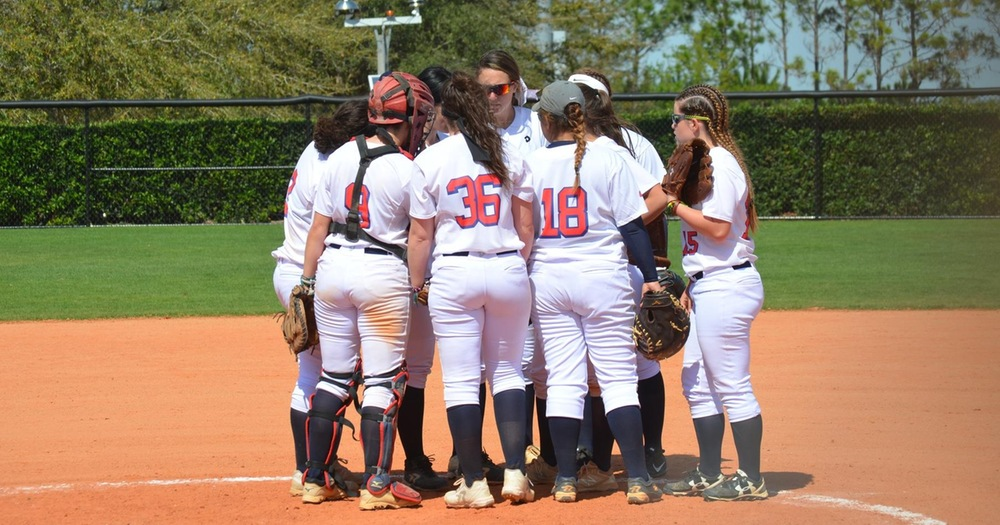 Softball Opens Conference Play with Two Tough Losses to Holy Family