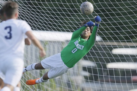 New York men's soccer team unable to muster offense in 1-0 defeat to Washington Adventist