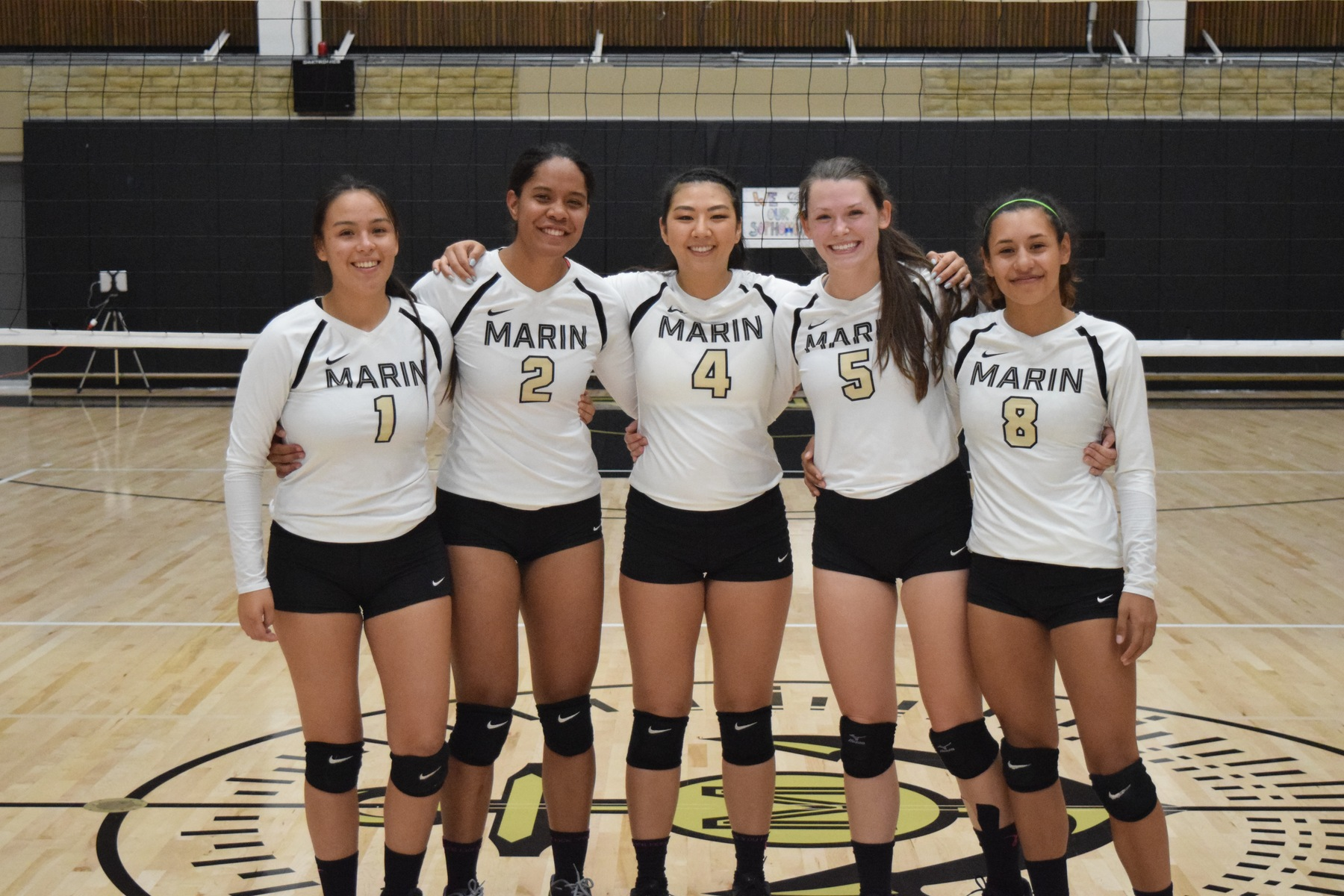 College of Marin Volleyball Ends Season With 3-0 Loss At Yuba In Sophomore's Final Match