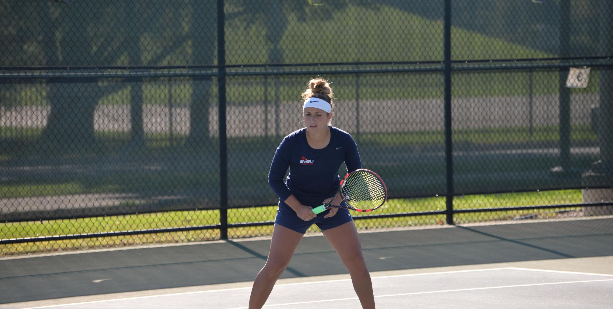 Tennis Drops Close Season Opener at Hillsdale, 5-4
