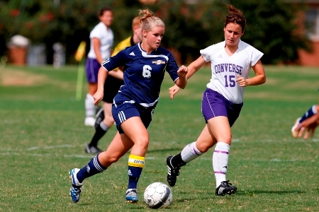 Lander defeats Lady Canes 2-0