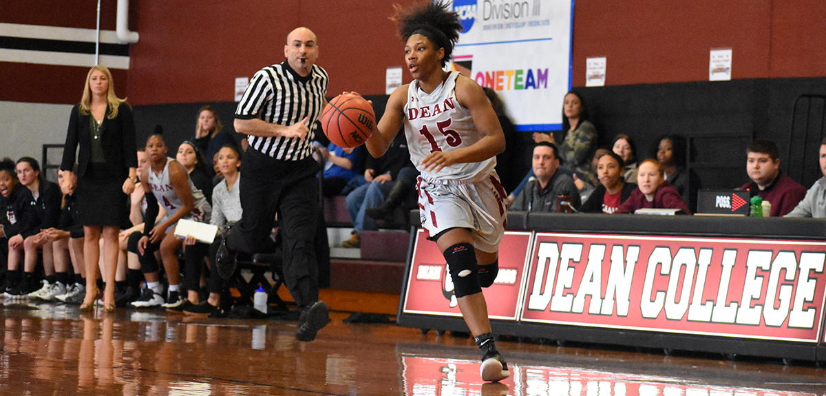 Women's Basketball Grabs Huge NECC Win Over Newbury, 78-66