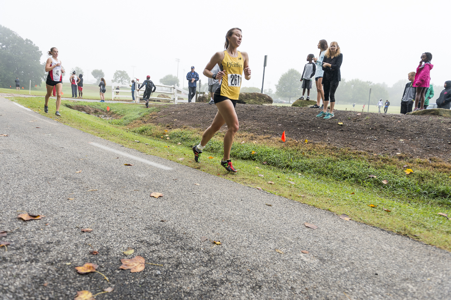 Spencer's Standout Performance Leads the Falcons at Queen City Invitational