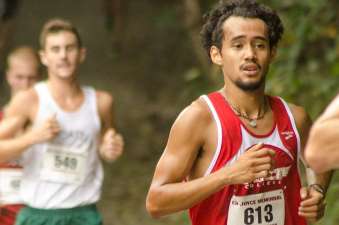 Running Warriors Open Season at Fordham Fiasco/Ed Joyce Memorial