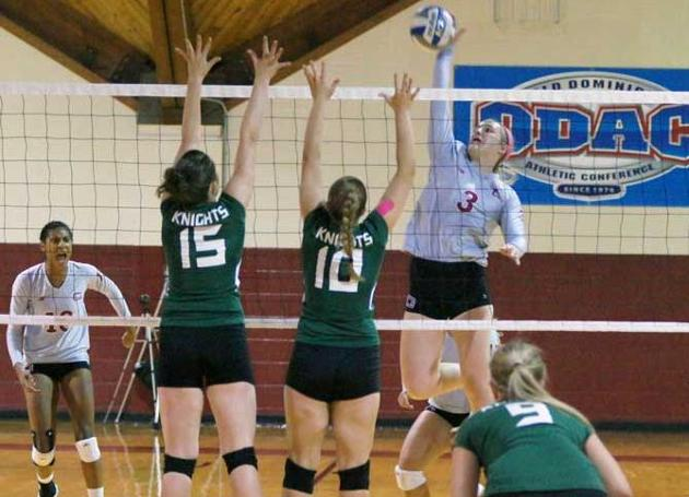 Guilford's Freeman Named to All-ODAC Volleyball Team