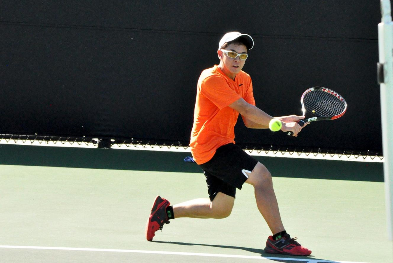 Epic Men's Tennis Rally at CLU in Key SCIAC Battle
