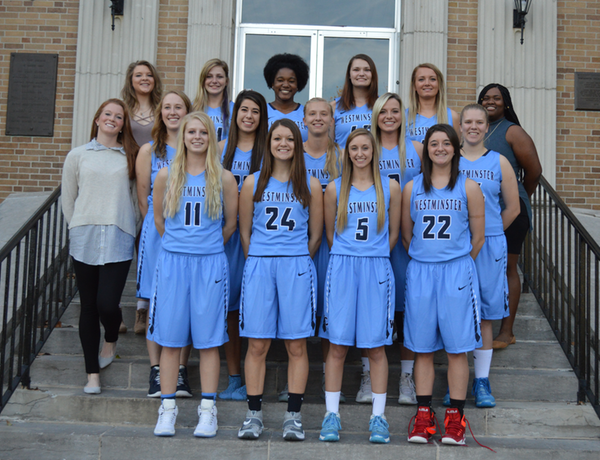 Westminster Women's Basketball Finishes Second in WBCA Honor Roll