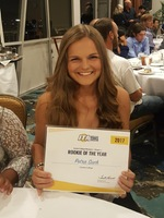 Petra Such was named the ITA Region I Rookie of the Year