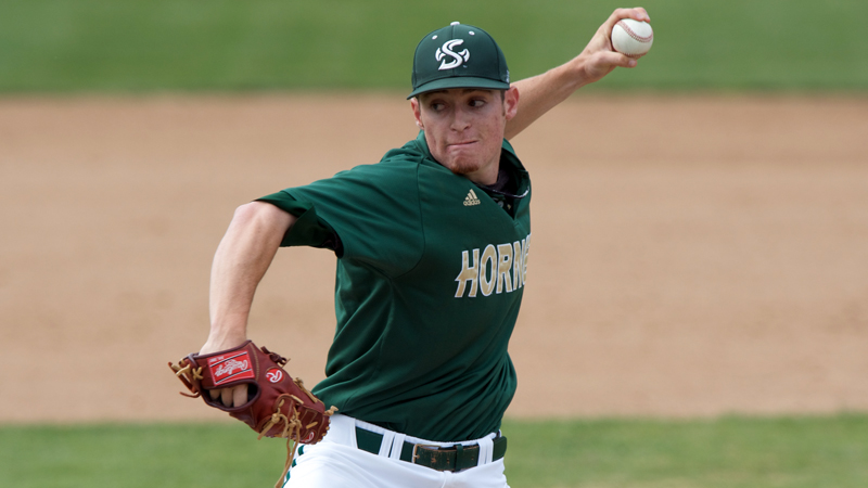 PITCHING LEADS BASEBALL TO 4-1 WIN VS. NEVADA