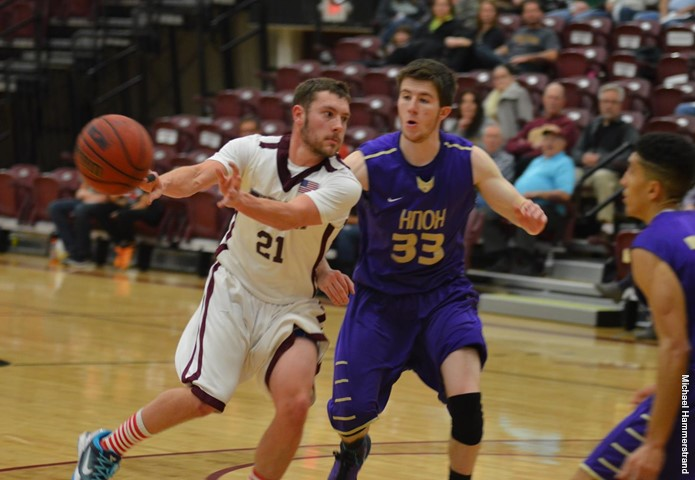 Red Devils shoot down Prairie Fire 107-97 in non-conference action