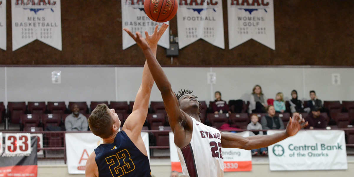 Evangel Men End Regular Season Saturday at Central Methodist