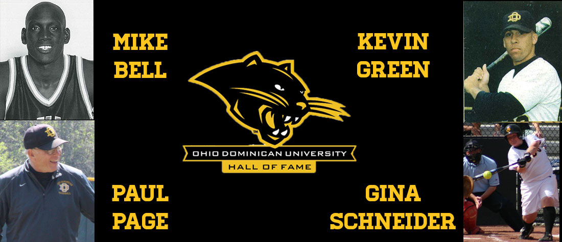 Ohio Dominican Announces 2017 Hall of Fame Class