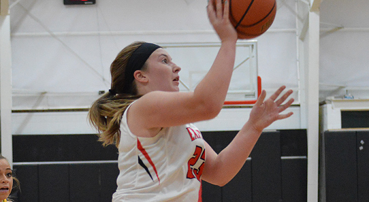 Wells Women's Basketball Claims Close Road Win