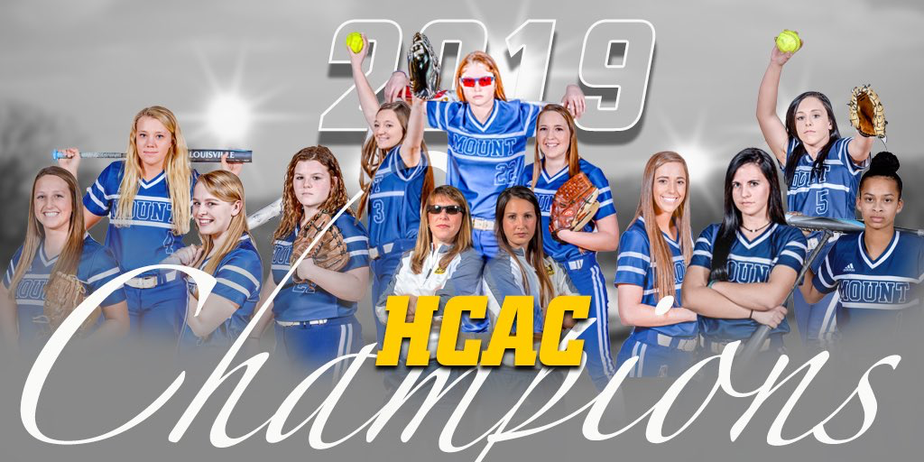 SOFTBALL WINS FIRST EVER HEARTLAND COLLEGIATE ATHLETIC CONFERENCE REGULAR SEASON CHAMPIONSHIP