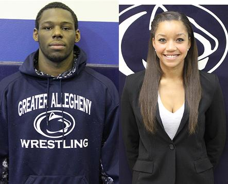 Floyd and Christian Win USCAA Player of the Week Accolades
