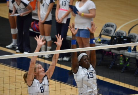 UMW Volleyball Falls at Salisbury in CAC Semifinals