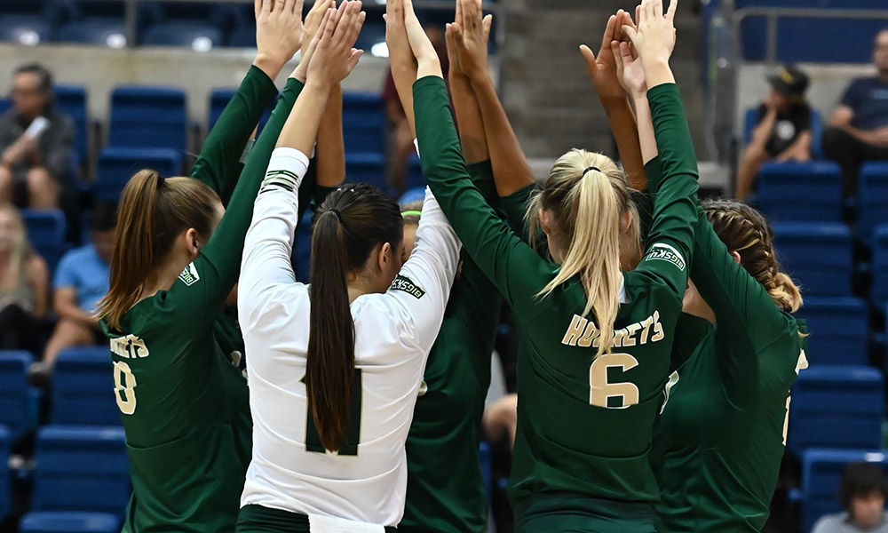 VOLLEYBALL CONTINUES ROAD TRIP, HEADS TO TUCSON FOR GAMES ON FRIDAY AND SATURDAY