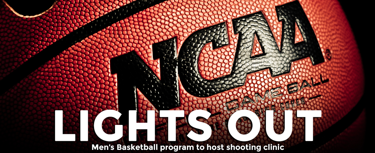 Men's Basketball Set to Host Shooting Clinic on October 29th