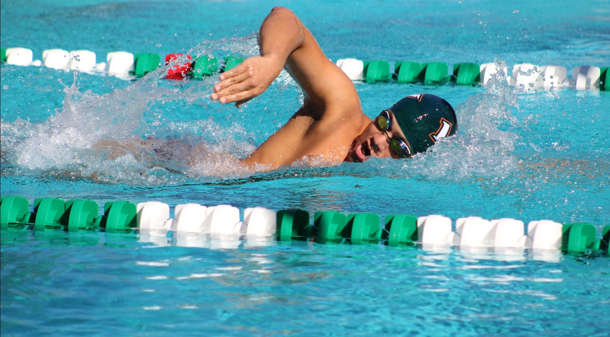 Leopards close out Winter Invite with strong performances