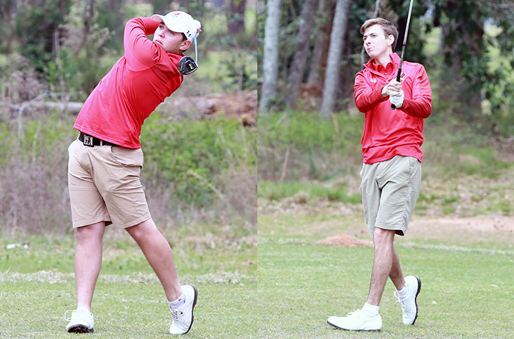 Golf: Starr, Nelson make All-Tournament team as final round of Callaway Gardens Intercollegiate is rained out