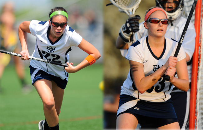 Cohen, Quinn Named to IWLCA Academic Honor Roll