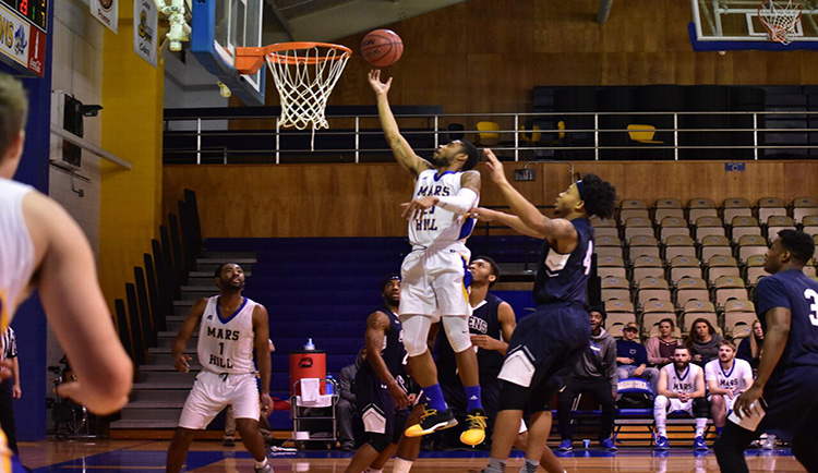 Mars Hill wraps up SAC/CC play versus Belmont Abbey